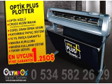 Olympos optik plus plotter folyo kesici makinesi